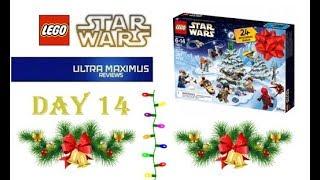 Day 14 Star Wars LEGO Advent Calendar (2018)