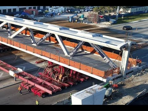 FIU Florida Bridge collapse Inherent center flaw CENTER of structure