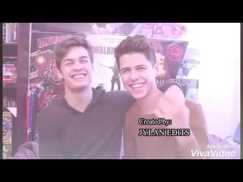 Jackson and Dylan || Talk Me Down || Jylan || Cute Couple