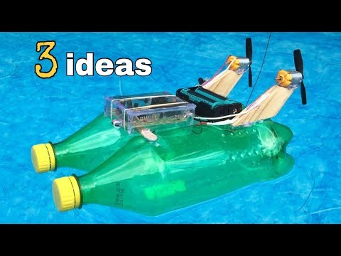 3 Awesome ideas How to Make RC Toys