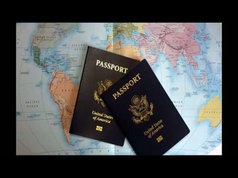 How To Get A U.S. Passport?