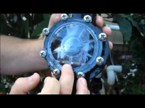 How To Replace Check Valve For Your Swimming Pool