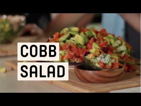 Recipe Wars - Cobb Salad