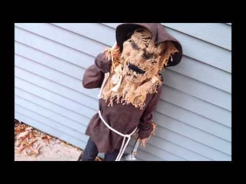 Brett The Scary Scarecrow 2015