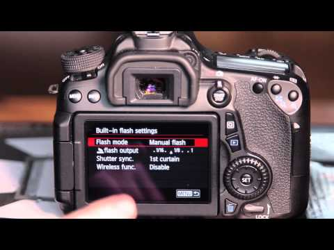 Canon eos 70d in depth look at the menus part 1