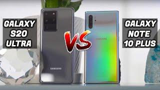 Samsung Galaxy S20 Ultra Vs Galaxy Note 10 Plus Speaker Comparison 🔥