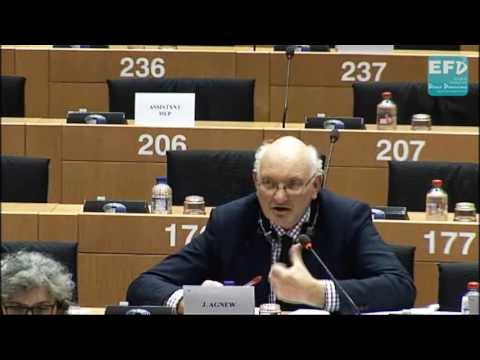 Agricultural subsidies work against the market - Stuart Agnew MEP