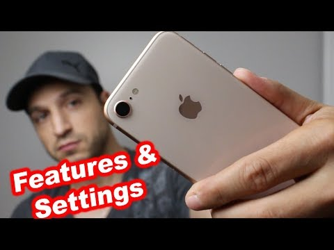How To Use The iPhone 8 & 8 Plus Camera Tutorial - Full Tutorial, Tips & Settings