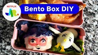 DIY StarBeam Inspired Bento Box 🍱 Netflix Jr