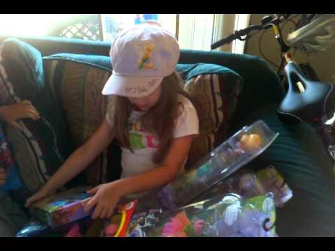 Happy 6th birthday maddi part 2