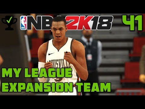 NBA 2K18 My League Ep. 41: Clinched! [Realistic NBA 2K18 My League Expansion]
