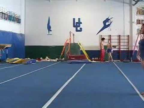 Back Handspring Common Mistakes and Solutions