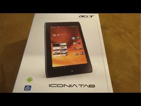 Acer Iconia Tab7