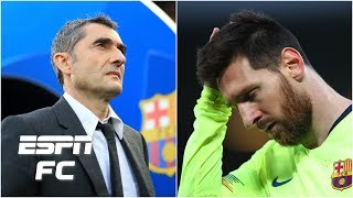 Lionel Messi backs Valverde: Was he to blame for Barcelona's loss vs. Liverpool?   Champions League
