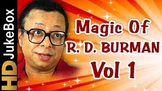 R. D. Burman Evergreen Melodies | Old Hindi Superhit Songs Collection