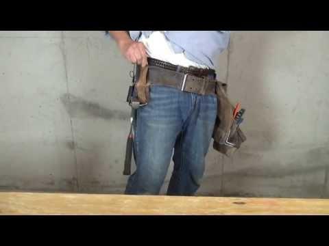 Tool Belt Essentials