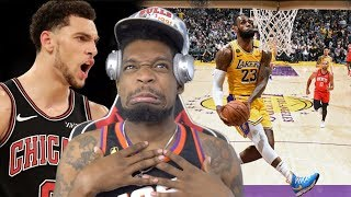"""NBA """"Is This The Dunk Contest?"""" MOMENTS"""