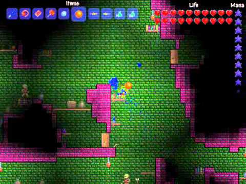 Terraria - Featured Item: Water Bolt