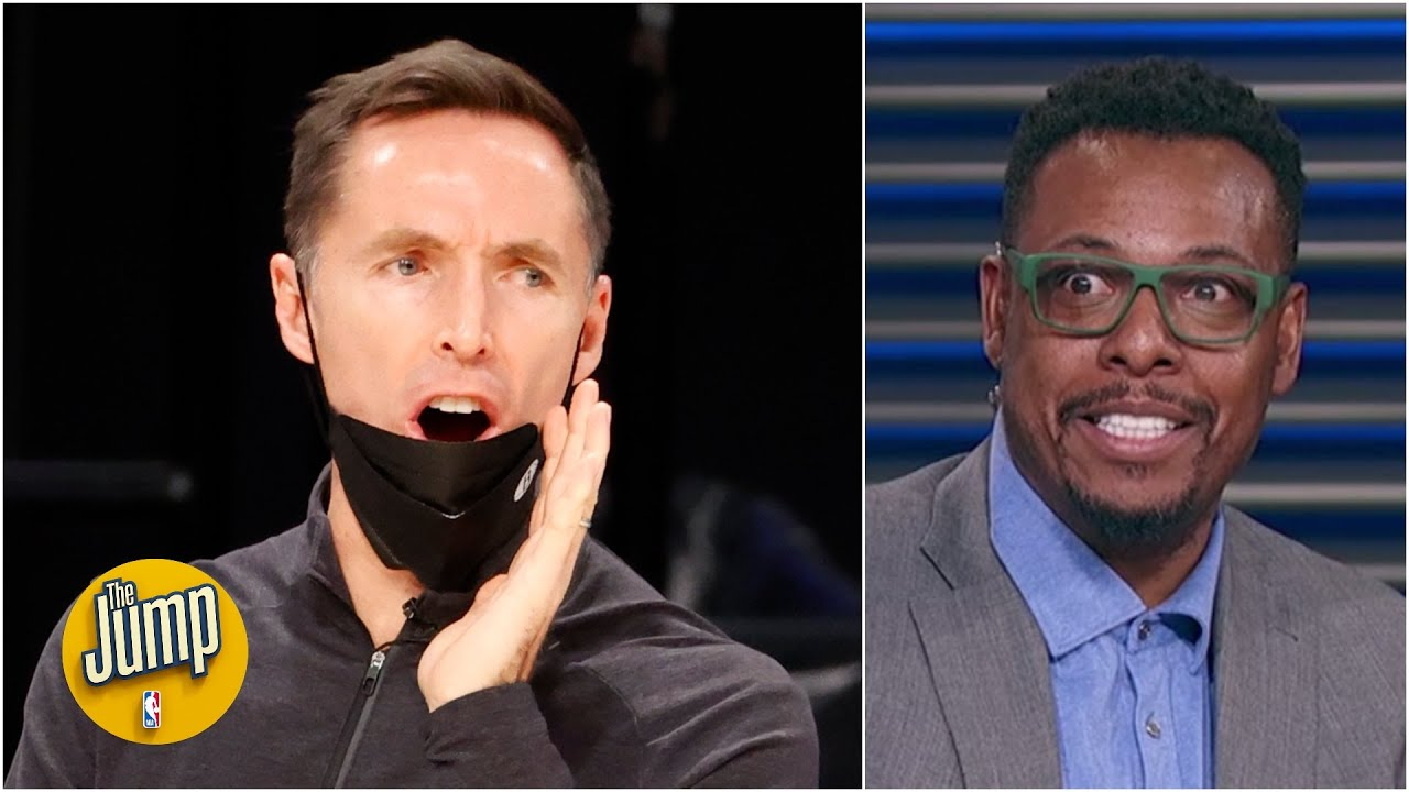 Steve Nash has the toughest job in American sports right now - Paul Pierce   The Jump