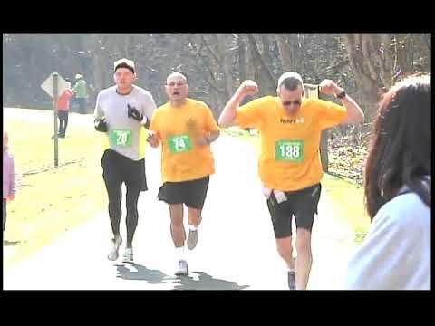 Ron qualifying for Boston Marathon