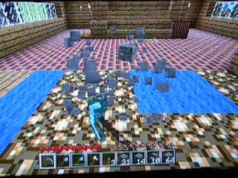 Minecraft mossy stone brick glitch 2012
