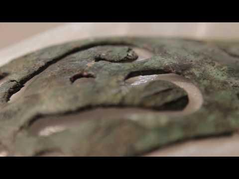 Columbus Neighborhoods: From the Vault - Copper Head Plate