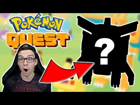 I FOUND IT! Pokemon Quest Part 5