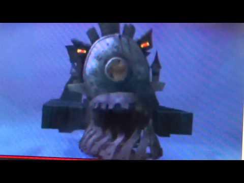 Shadow The Hedgehog Kicks The Nightmare Train