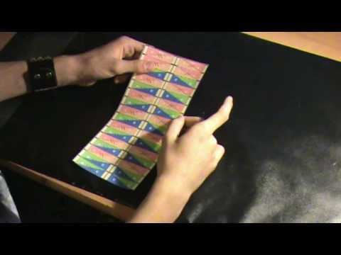 Origami DNA tutorial by Magic Leon