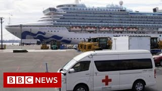 The largest coronavirus outbreak outside China is on a cruise ship - BBC News