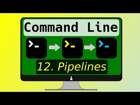 12. Pipeline commands in Linux. (You must know this!)