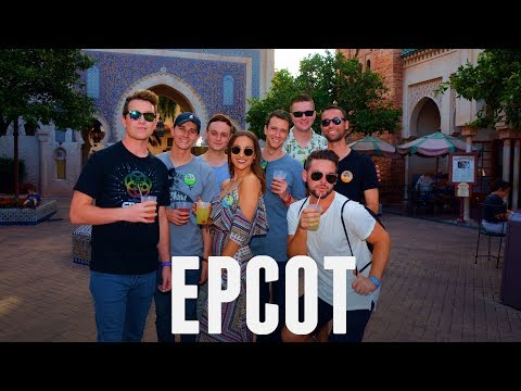 Drinking Around the World at Epcot | Tenani