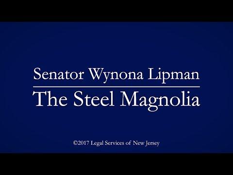 Senator Wynona Lipman: The Steel Magnolia