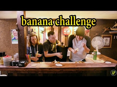 Banana Challenge