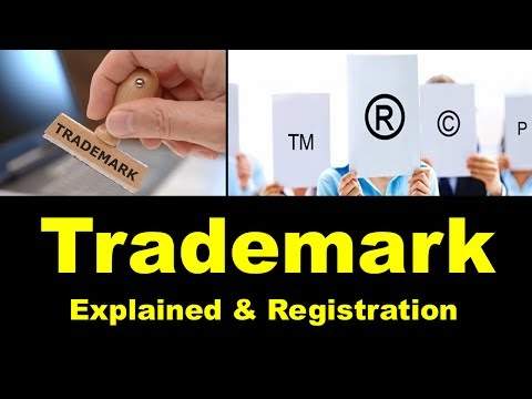 What is Trademark? Trademark registration process in India in hindi