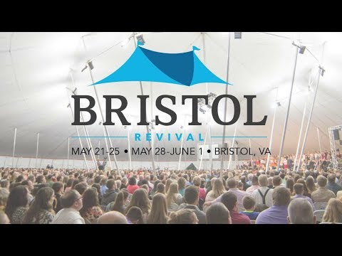 Bristol Tent Revival Night 10 | CT Townsend