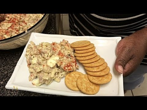 SoulfulT How To Make Macaroni Tuna Salad