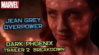 Jean Grey Overpower | Trailer TerSPOILER Sepanjang Masa | Dark Phoenix Trailer #2 Breakdown