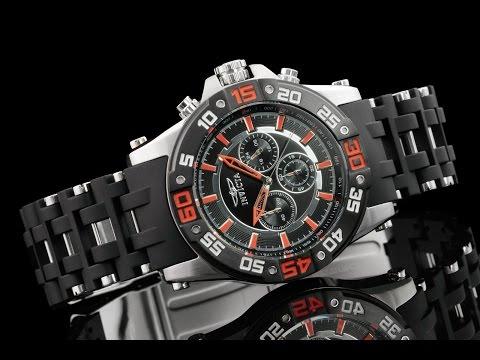 Invicta 22475 50mm Sea Spider Chronograph Bracelet Watch