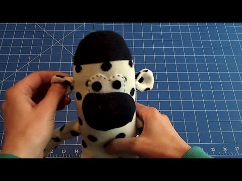 How To Make A Sock Monkey The Quick Video Version