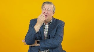 Why is Stephen Fry so passionate about the ancient Greeks?