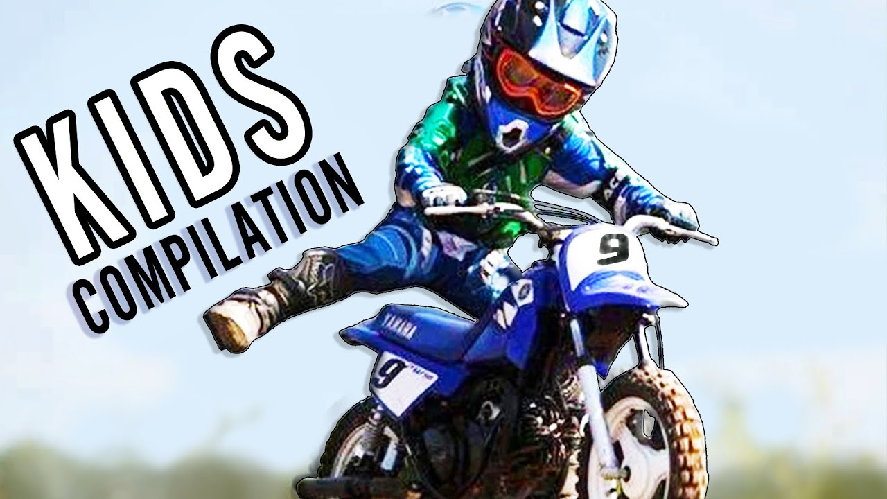 MOTOCROSS KIDS COMPILATION - 2021 [HD]