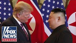 Trump cancels hours-old sanctions on North Korea