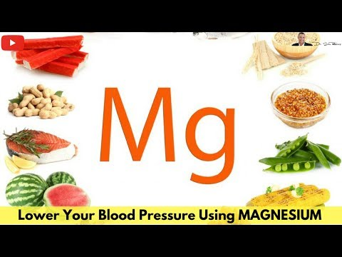 🔻 How To Lower Your Blood Pressure Using Magnesium [TIP]