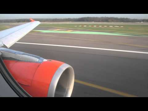Easyjet Take off from Gatwick