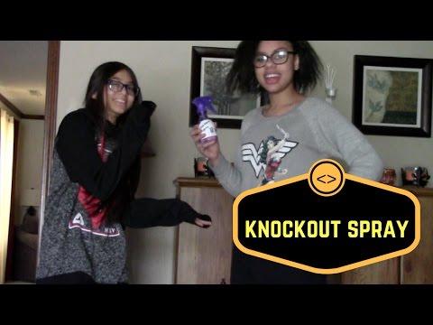 Knockout Spray