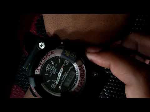how to set alarm in digital watch