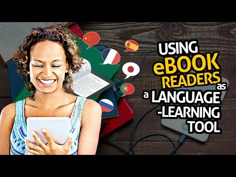 OUINO™ Language Tips: Using eBook Readers as a Language-Learning Tool