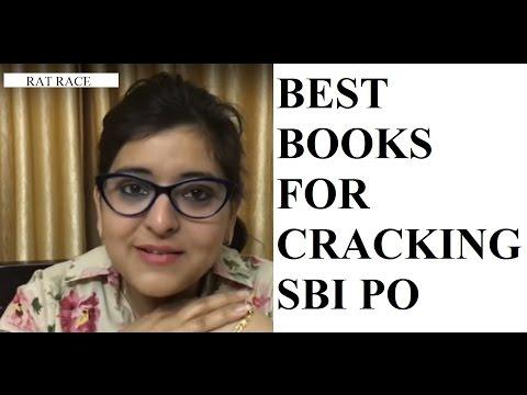 Best books for cracking SBI PO Exam 2017