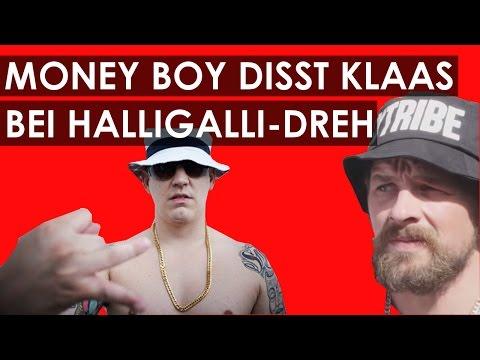 Money Boy disst Klaas von Circus Halligalli und will ihn nicht in die GUDG lassen